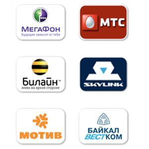 Операторы сотовой связи Ржаксы