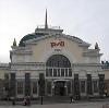 Железнодорожные вокзалы в Ржаксе