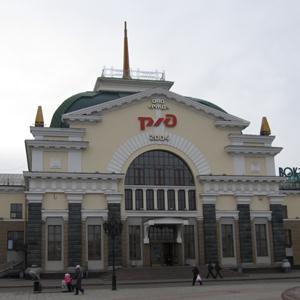 Железнодорожные вокзалы Ржаксы